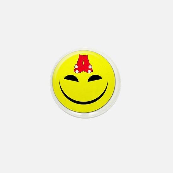 smileyredsox Mini Button