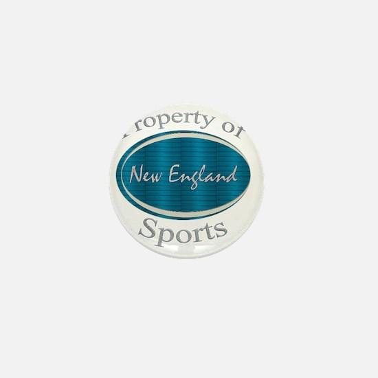 propertyofnewenglandsports Mini Button