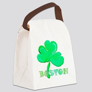 bostonclover Canvas Lunch Bag
