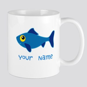 Personalized Fish Fisherman Mug