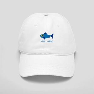 Personalized Fish Fisherman Cap