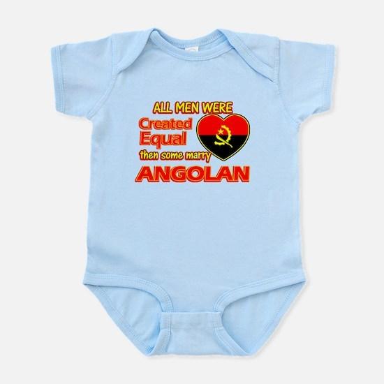 Angolan Wife Designs Infant Bodysuit