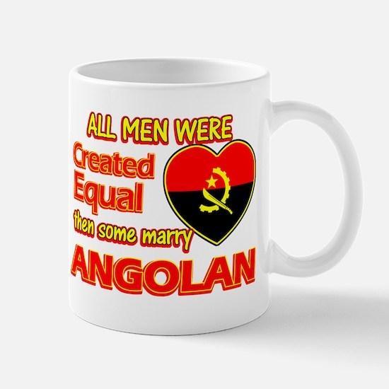Angolan Wife Designs Mug