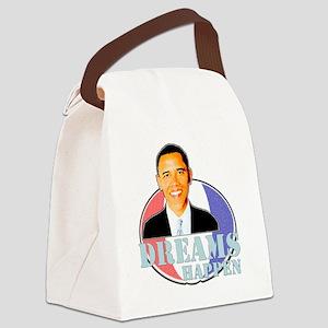 dreamshappen Canvas Lunch Bag
