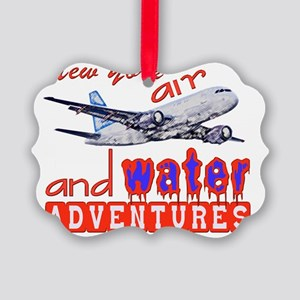 newyorkair Picture Ornament