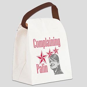 complainingpalin Canvas Lunch Bag