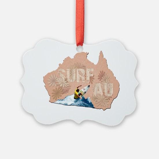 surf australia Ornament