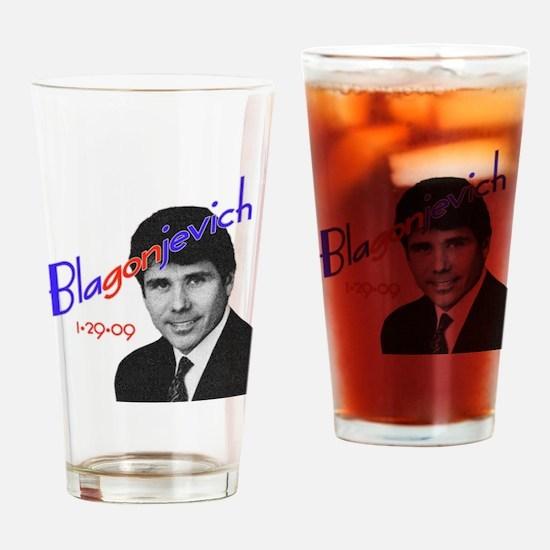 blagonjevich Drinking Glass