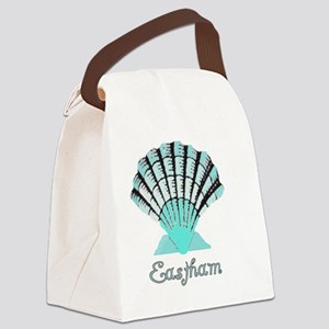 easthamshell Canvas Lunch Bag