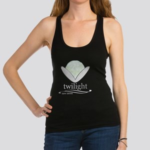 2-twilightnewmoon1 Racerback Tank Top