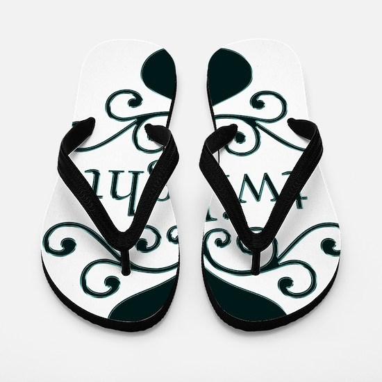 twilightlove Flip Flops