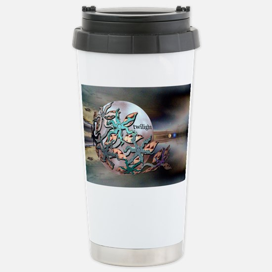 twinewmoonposter Stainless Steel Travel Mug
