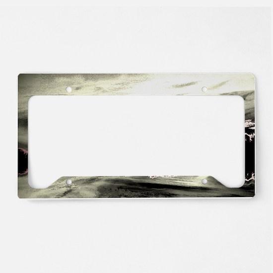 twilighteclipse11x17 License Plate Holder