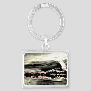 twilighteclipse11x17 Landscape Keychain