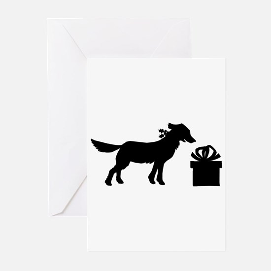 DOG N GIFT Greeting Cards (Pk of 10)