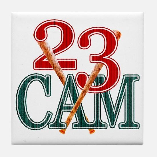 23cam Tile Coaster