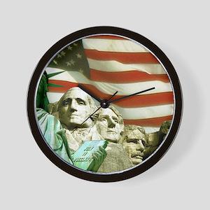 patriotmpad Wall Clock