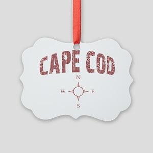 capecodcompass Picture Ornament