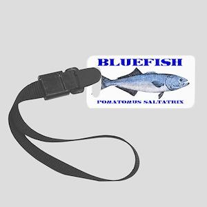bluefish Small Luggage Tag