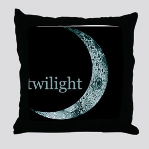 twilightcyanmoon14x10 Throw Pillow
