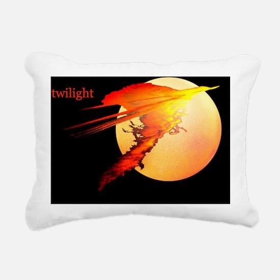 twilighttornadompad Rectangular Canvas Pillow