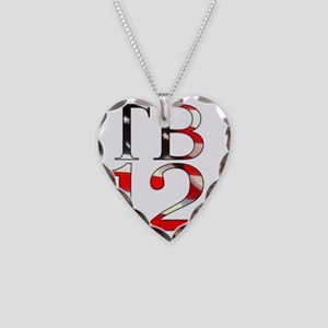tb12 Necklace Heart Charm