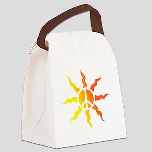 peacesun Canvas Lunch Bag