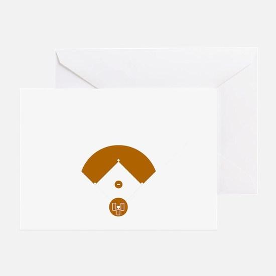 diamondsR4ever1 Greeting Card