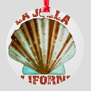 lajolla Round Ornament