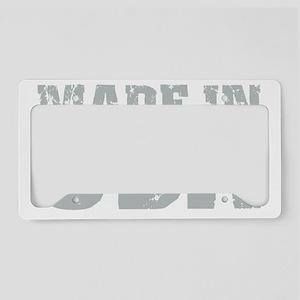 madeinusa License Plate Holder