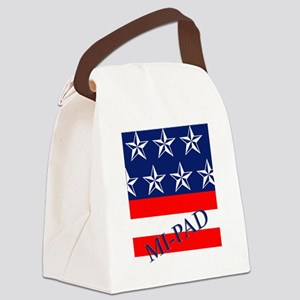 MI-PAD Canvas Lunch Bag