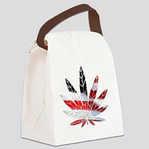 American Weed Canvas Lunch Bag
