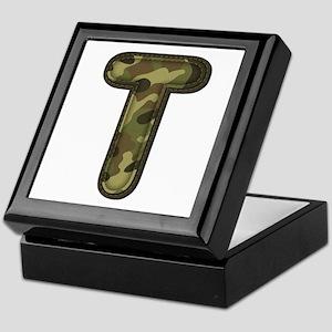 T Army Keepsake Box