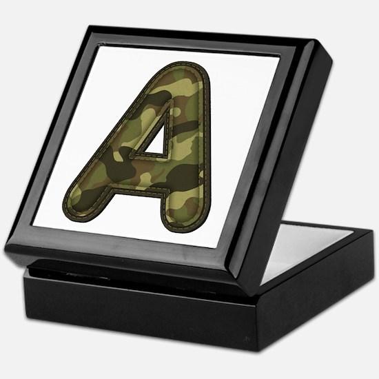 A Army Keepsake Box