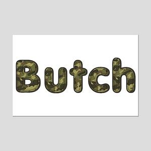 Butch Army Mini Poster Print