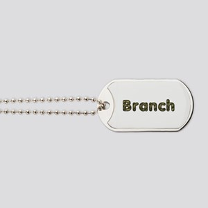 Branch Army Dog Tags