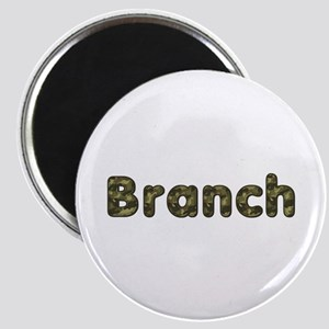 Branch Army Round Magnet
