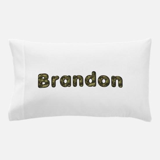 Brandon Army Pillow Case
