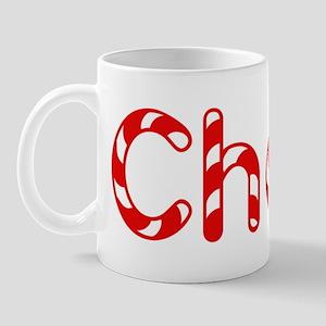 Chad - Candy Cane Mug
