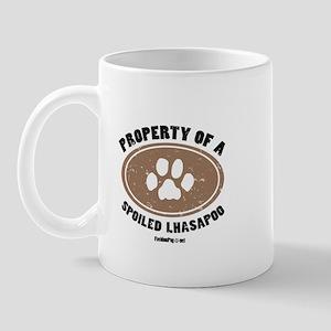 Lhasapoo dog Mug