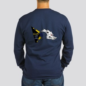F-111G Long Sleeve Dark T-Shirt