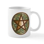 Celtic Pentagram - 2 - Mug