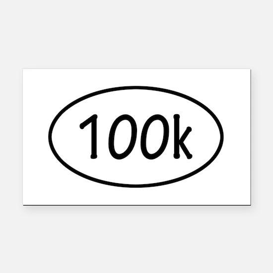 tekton pro100k Rectangle Car Magnet