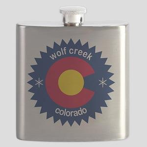wolf creek Flask