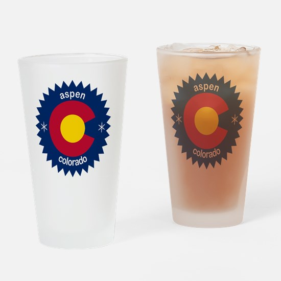 aspen Drinking Glass