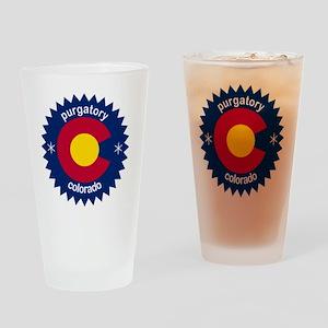 purgatory Drinking Glass