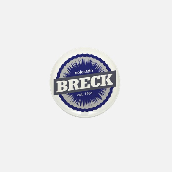 Breckenridge Mini Button