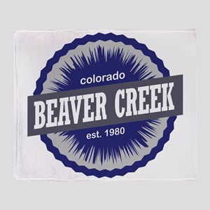 Beaver Creek Throw Blanket