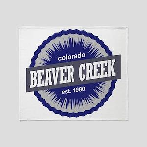 Beaver Creek Throw Blanket
