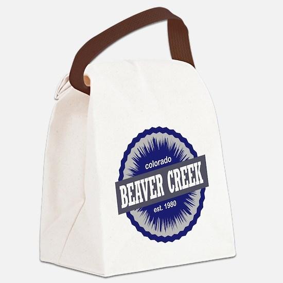 Beaver Creek Canvas Lunch Bag